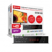 D-Color DC961HD Черный