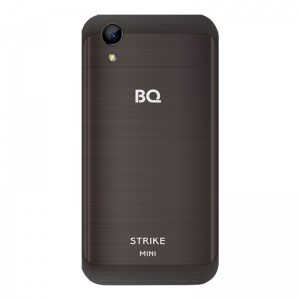 Смартфоны BQ BQ-4072 Strike mini Dark Gray Brushed