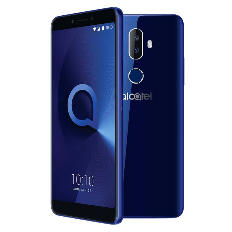 Alcatel 3V Spectrum Blue