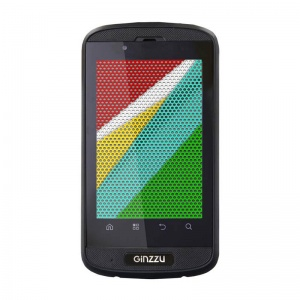 Смартфоны Ginzzu R8 Dual Black/orange