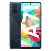Samsung Galaxy A71 128Gb Черный