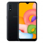 Samsung Galaxy A01 16Gb Черный