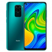 Xiaomi Redmi Note 9 64Gb Зеленый