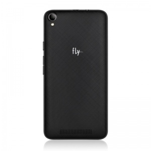 Смартфоны Fly FS524 Knokut Black