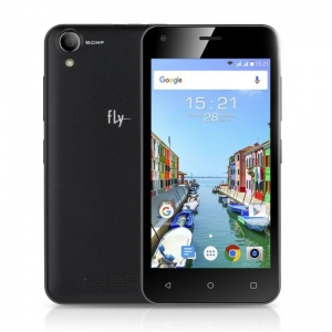 Смартфоны Fly FS455 Nimbus 11 Black