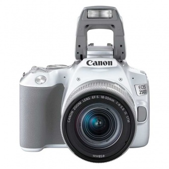 Canon EOS 250D Kit 18-55mm IS STM Белый