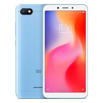 Смартфоны Xiaomi Redmi 6A 32Gb Blue