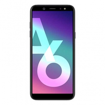 Смартфоны Samsung Galaxy A6 2018 Black