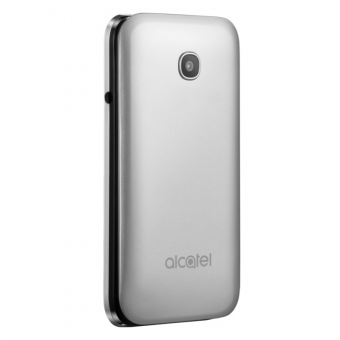 Alcatel 2051D Metal Silver