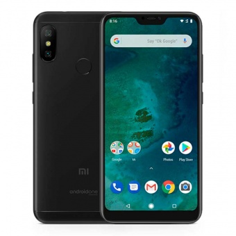 Смартфоны Xiaomi Mi A2 Lite 32Gb Black
