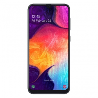 Samsung Galaxy A50 64Gb Черный