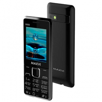 Maxvi X650 Black