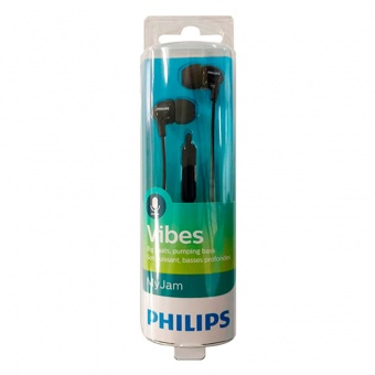Philips SHE 3555 Черный