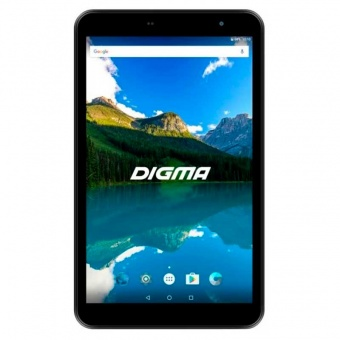 Планшеты Digma Optima 8019N 4G Black
