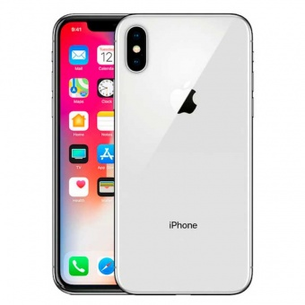 Смартфоны Apple iPhone X 64Gb Silver