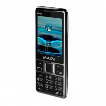Maxvi X600 Black