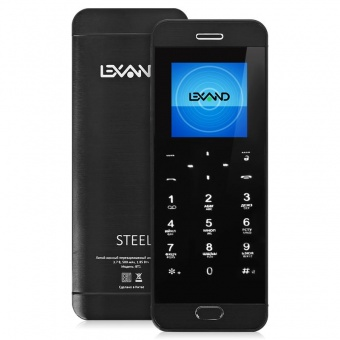 Lexand BT1 Glass black