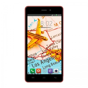 Смартфоны BQ BQS-5006 Los Angeles Red